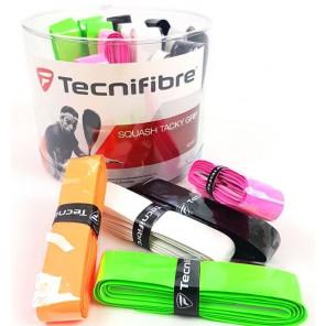 Tecnifibre Squash Tacky Grip x24