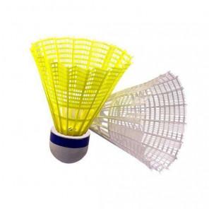 Volantes Badminton Nylon II x6