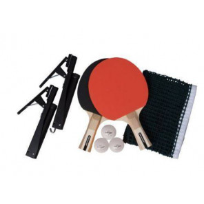 Dunlop Rage match Kit  Red palas bolas y red