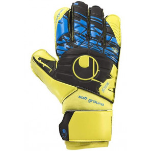 Uhlsport Guantes Portero Speed Up now Soft pro Talla 7
