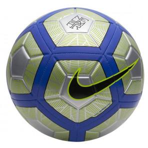 Nike NYMR NK Strk Balón Fútbol Chrome/Volt/Racer Blue/Black
