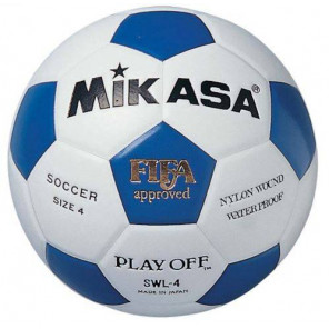 Mikasa SWL-4 Balón Fútbol Talla 4
