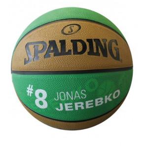 Balón Baloncesto Spalding NBA Jonas Jerebko Talla 7