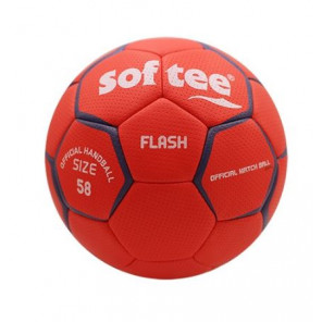 Softee Balón Balonmano FLASH Rojo