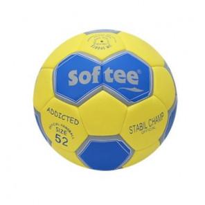 Softee Balon Balonmano ADDICTED Amarillo Azul
