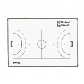 Balonmano Fútbol Sala Pizarra Magnética Aluminio 60X90