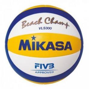 Mikasa VLS-300 Balon Voleibol Playa Amarillo Blanco Azul