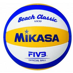 Mikasa VX-30 Balón de Voleibol Playa Cuero Talla 5