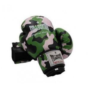 Guantes de Boxeo Fullboxing camuflaje