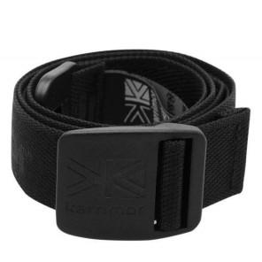 Karrimor Cinturon Senderismo Running Negro
