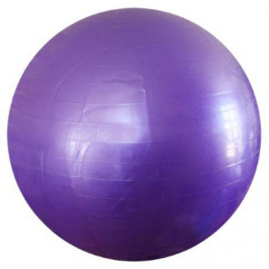 Pelota Gigante Hinchable Diam 45cm Violeta