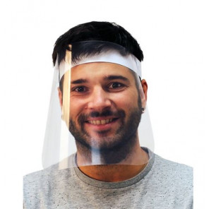 Pantalla Protectora Facial Modelo 2
