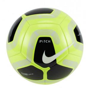 Balón Fútbol Nike LFP PITCH Talla 5 Amarillo Fluor