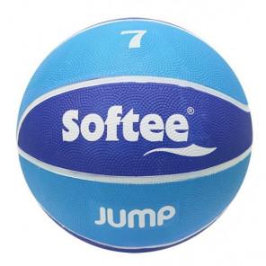 Balón Baloncesto Nylon Softee JUMP Celeste Royal