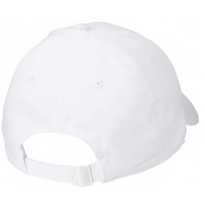 Gorra adidas Six junior Panel 3 Bandas Blanco