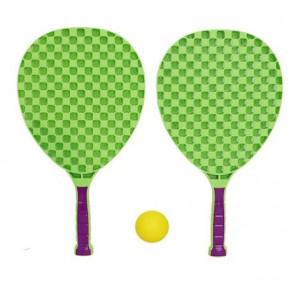 AND TREND Set Shuttleball con pelota
