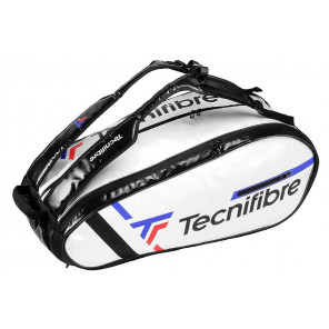 Raquetero Tenis Tecnifibre Tour Endurance Blanco 12R