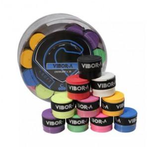 VIBOR-A Mix Overgrip Bote 30 unidades Colores