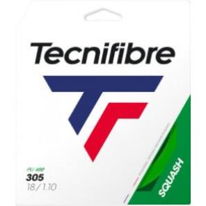 Cordaje Squash Tecnifibre 305 9.7 m Verde