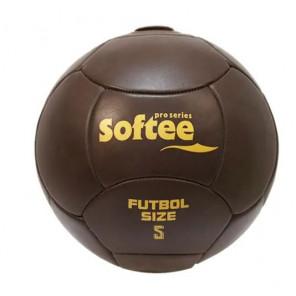 Balón Fútbol VINTAGE Softee Gold Talla 5