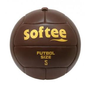 Balón Fútbol VINTAGE Softee Power Talla 5