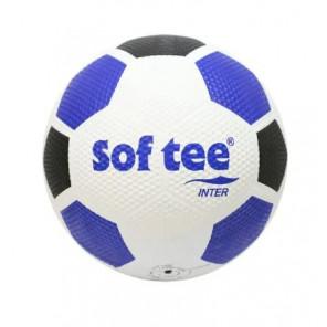 Balón Fútbol Caucho Softee Inter