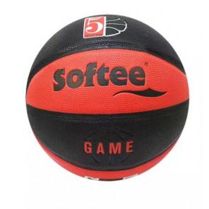 Balón Baloncesto Cuero Softee Game Talla 5