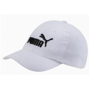 Puma Gorra ESS Woven Junior Blanco