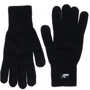 Guantes Puma Knitted TOUCH Negro