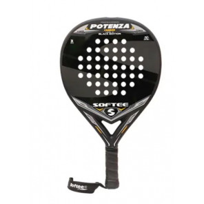Pala Pádel Softee Potenza Black Edition