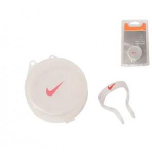 Pinza Natación Nariz Nike Transparente x1