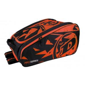 Paletero Pádel Dunlop Pro Team negro Naranja