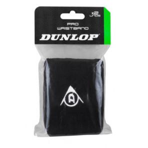 Muñequeras deportivas Dunlop PRO x2