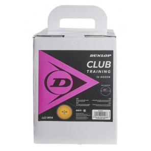 Pelotas Tenis Mesa 40+ mm Training Dunlop Caja 144u.