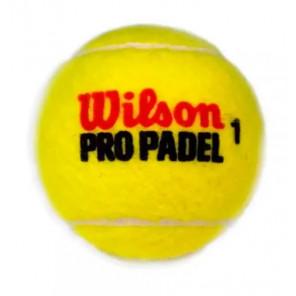 Pelotas Pádel Wilson PRO PADEL Pack 9 3x3