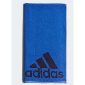 Toalla pequeña adidas Pequeña S Azul