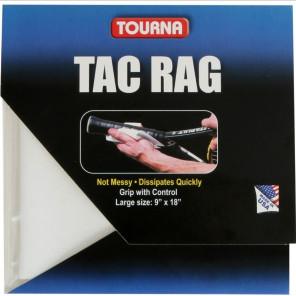 Toallita Grip para Pádel y Tenis Tourna TAC RAG