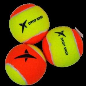 Pelotas Beach Tennis Drop Shot STAGE 2 1x3