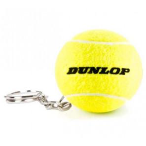 LLavero Dunlop Pelota Tenis Amarillo