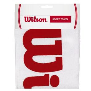 Toalla Wilson Sport Grande Blanco