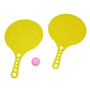 Palas de PVC con pelota