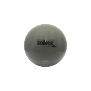 Pelota softee pvc pilates 160 mm Gris