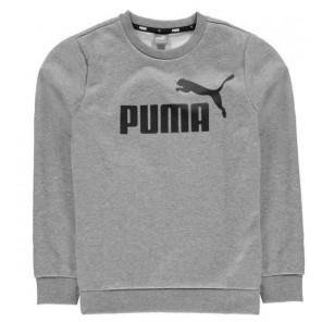 Sudadera Puma Logo N1 Junior