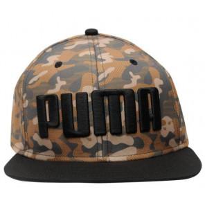 Gorra Flat Puma Brim Hombre