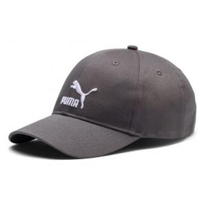 Gorra beisbol Puma Logo Adulto Gris