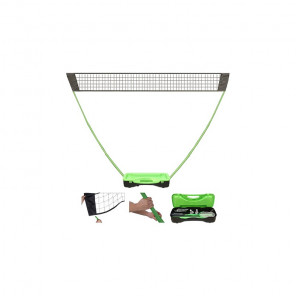 Set badminton AND TREND trasladable 3m