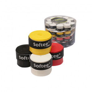 Overgrips Adhere Softee Multicolor Cubo 60