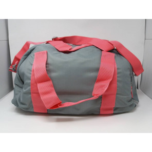Bolsa Deporte John Smith Never Gris Rosa