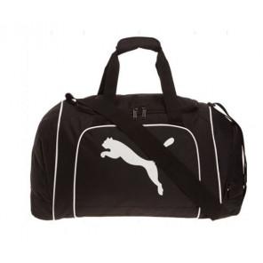 Bolsa Deporte Puma TEAM CAT Negro