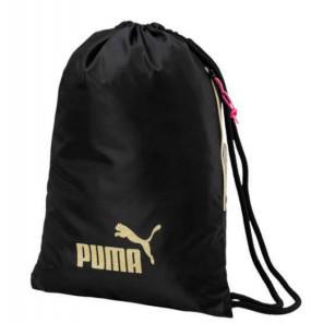 Gymsack Puma CORE Negro